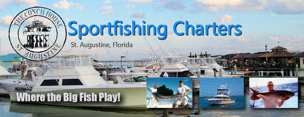 Fishing charters in St. Augustine Florida